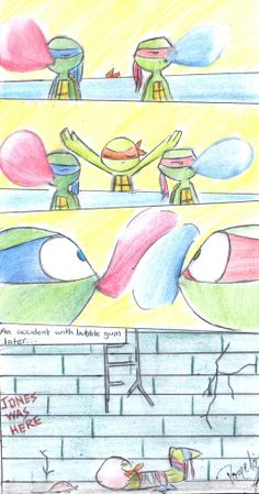 Little Bubble Gum by penguinsfan90.deviantart.com on @deviantART