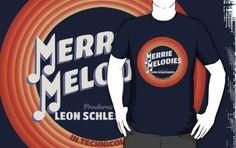 Merrie Melodies by disneylander11