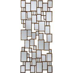 Spiegel Cubes Copper 132x54cm -  - KARE Design