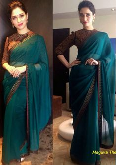 51 new saree design for women 49 Saree Designs Party Wear, New Saree Designs, Fancy Blouse Designs, Saree Blouse Designs, Trendy Sarees, Stylish Sarees, Fancy Sarees, Simple Sarees, Saree With Hijab