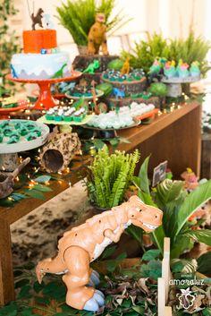 www.partiefestas.com Festa Dinossauro