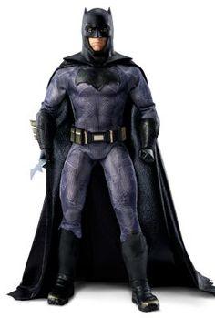 Batman v. Superman Batman Ken doll by Mattel