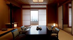 Japanese Carlton 【The Ritz-Carlton, Tokyo】