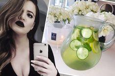 Khloe Kardashian Fitness Regime | Khloe Kardashian turns fitness guru as she shares tasty detox recipe ...
