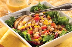 Learn how to make delicious Grilled Chicken Salad.