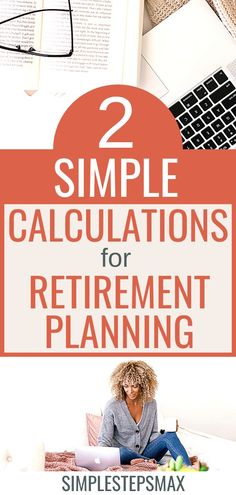 Improve your personal finances using these 2 simple calculations. These calculations are great for financial planning and will give you ideas for saving money to reach retirement on time or possibly sooner. #personalfinance #moneytips #retirement #financialtips Retirement Money, Retirement Accounts, Saving For Retirement, Early Retirement, Retirement Planning, Save My Money, Ways To Save Money, Financial Tips, Financial Planning
