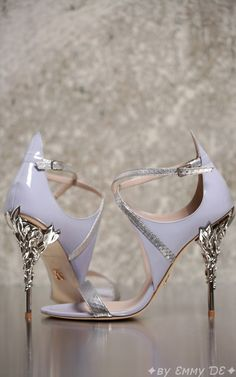 Brilliant Luxury by Emmy DE♦Ralph & Russo Eden Sandal AW 2016/17