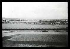 Alcalá de Henares a finales del XIX desde el Campo del Angel