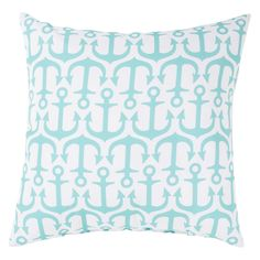 Surya Anchor Outdoor Pillow - RG112-1818