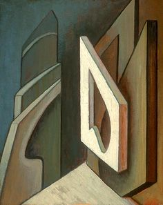 'Abstract Sketch' (1936) by Lawren Harris