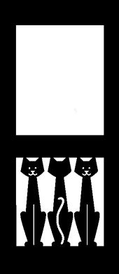 make into mini screen doors for house for cats- Erin needs this Crazy Cat Lady, Crazy Cats, Screen Door Replacement, Custom Screen Doors, Scroll Saw Patterns, Garden Theme, Building Design, Wood Projects, Diy Home Decor