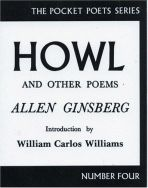 """No. 4 of the pocket book series from City Light Publishers - apart from the necessity of having read this outstanding poem """"Howl"""" first published in 1956, I am infatuated with the graphic design of this series."""
