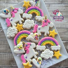 Meet sparkles! Made by @thecookiebox14 it is available on her etsy site. She would also be a great pony without the horn! #unicorn #mythical#sparklestheunicorn#unicorncutter#unicorncookies#rainbows#clouds#stars #sweets #customsweets #customcookies #sugarcookies #sugarcomacookies #edmond #edibleart #designercookies #decoratedcookies #artisancookies #okc #oklahoma #okcmetro #okcsweets #okctreats #madeinoklahoma #shoplocal #edmondoklahoma#customdecoratedcookies#sparkles#customcutters