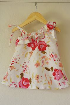 Prudent Baby Dress.....could make as a shirt for older kids