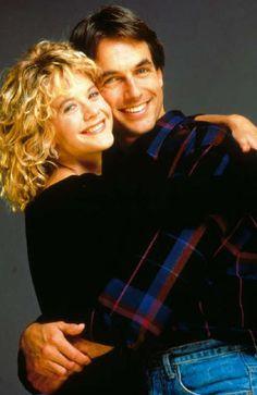 "Meg Ryan and Mark Harmon in ""The Presidio"""