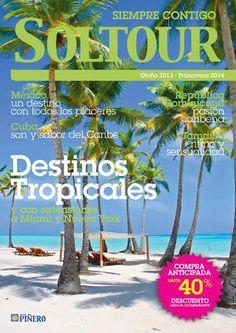 Soltour Catálogos Nueva Temporada