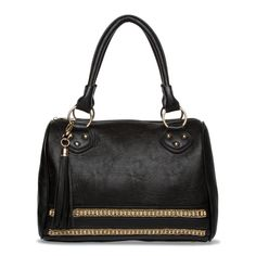 Needed me another cute big black bag.