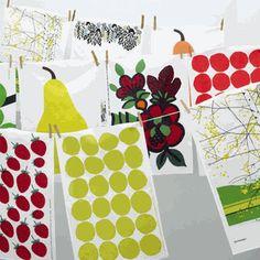 Marimekko Tea Towels - Marimekko Kitchen & Dining
