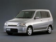 Nissan Cube (Z10) '02.1998–09.2000