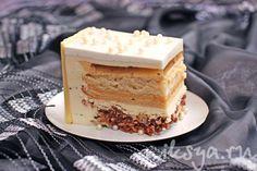 43 Ideas for cake white recipe easy frostings Easy Decorating Icing Recipe, Easy Cake Decorating, Cake Recipes For Kids, Sweet Recipes, Dessert Recipes, Mousse Dessert, Mousse Cake, Adriano Zumbo, Lemon Desserts