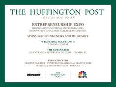 Huffington Post Entrepreneurship Expo