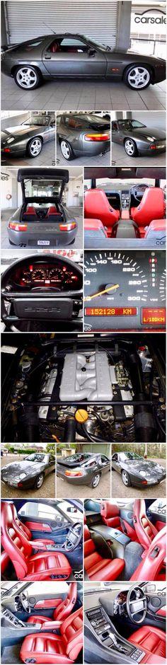 1989 Porsche 928 S4 Porsche 928 Gts, Porsche 356 Speedster, Porsche Carrera, Porsche Cars, Porsche Replica, Custom Cars, Concept Cars, Cool Cars, Dream Cars