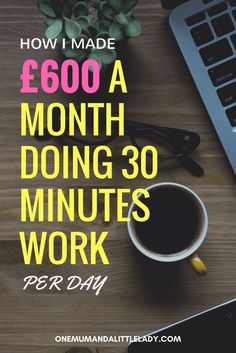 Ever tried matched betting as a way to make extra money online? It's totally legitimate, easy to do with the right training, & 100% RISK & TAX FREE in the UK. I earn an average of £300 - £600 a month doing matched betting via Profit Accumulator, for only about 30 minutes of my time, per day. It's a fantastic way to earn money online from home if you need some extra cash. In fact, some people are making up to £2k a MONTH from it.