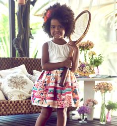 Momi   Moda   Roupa Infantil Feminina   Coleção Verão 2015