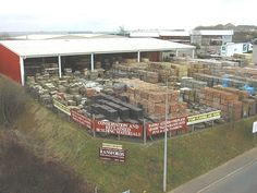 Ransfords Reclaim Drayton Fields Industrial Estate, Daventry NN11 8XW Northamptonshire [Salvo code dealer