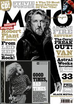 #RobertPlant cover of Mojo, 2010.