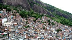 "Rio De Janeiro, Brazil - walked through one of these ""slums"" to the top - this is where Michael Jackson filmed his video for ""they don't really care about us"" - talked to a couple of guys who had met Michael while filming - pretty amazing place, but very dangerous"