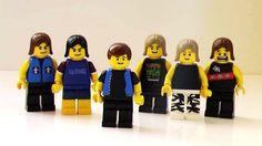 Galeria: Iron Maiden em versão LEGO! ~ IRON MAIDEN 666 - BRASIL