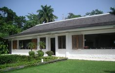 From Wikiwand: Goldeneye, in Jamaica, where Fleming wrote all the Bond novels.