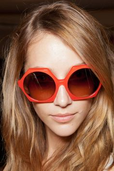 Color!! Diane von Furstenberg Spring 2013 Ready-to-Wear