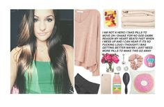 """""""⠀⠀⠀A GREAT BIG WORLD - SAY SOMETHING"""" by sassy-an0ns ❤ liked on Polyvore featuring art"""