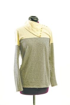 This cute top is from one of Juice Magazine's style spotlight Meghan Moorlach's favorite stores, J. Crew.
