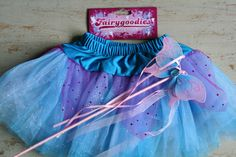 Fairy Tutu & Wand Set Child Small Turquoise Pink Kids Fancy Dress Birthday Gift Fancy Dress For Kids, Pink Kids, Pink Turquoise, Birthday Dresses, Dress Ideas, Wands, Tutu, Birthday Gifts, Fairy