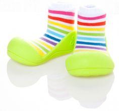 Attipas Babyschuhe-Lauflernschuhe-Schuh-Socke