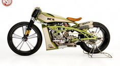 Roland Sands KRV5 Tracker