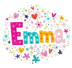 Top baby girl name: emma Nora Name, Top Baby Girl Names, Names With Nicknames, Adobe, Flora, Retro, Female Names, Rustic Theme, Second Child
