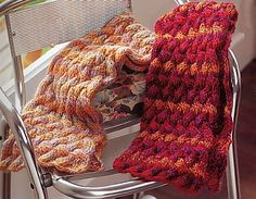 Ravelry: Taos Cabled Scarf pattern by Crystal Palace Yarns - free pattern