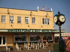 Ocean City NJ, Shrivers Fudge and Salt Water Taffy (watch salt water taffy being made! War Photography, Types Of Photography, Aerial Photography, Vacation Places, Vacation Spots, Vacations, Nj Shore, Salt Water Taffy, Family Resorts