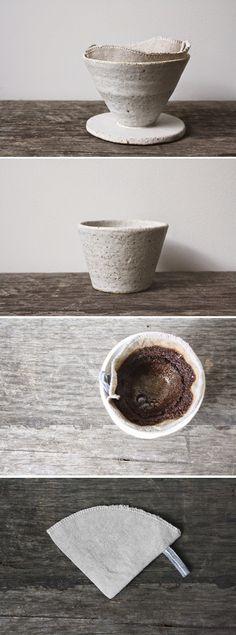pairing of coffee and ceramic art | HEIMELIG BLOG