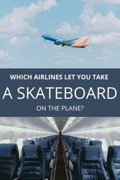 If you are looking to travel by air and want to know which airlines let you take a skateboard on the plane as carry-on baggage, then you have come to the right place. It can be hard to know if an airline will take a skateboard as carry-on baggage due to the confusing wording of their skateboard policies but this article will help to decipher the rules. Travel Around The World, All Over The World, Around The Worlds, Travel Guides, Travel Tips, You Take, Let It Be, The Hundreds, Plan Your Trip