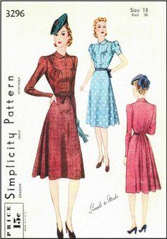 1950 S Vintage Simplicity 1812 Pattern Sz 12 Capri Pants