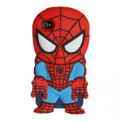 Spiderman Chara Cover Phone Case iPhone 4/4s