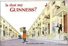 Vintage Guinness publicité affiches A3 impression