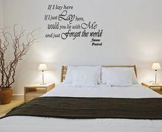 Slaapkamer Muur Quotes : 31 beste afbeeldingen van qoutes voor slaapkamermuur cute quotes