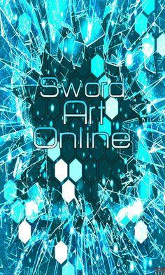 SAO Wallpaper Made by me  #sao #swordartonline #wallpaper #picsart