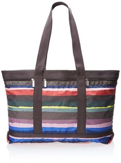 LeSportsac Travel Nylon Tote >>> Check this awesome product by going to the link at the image. (This is an Amazon Affiliate link and I receive a commission for the sales)